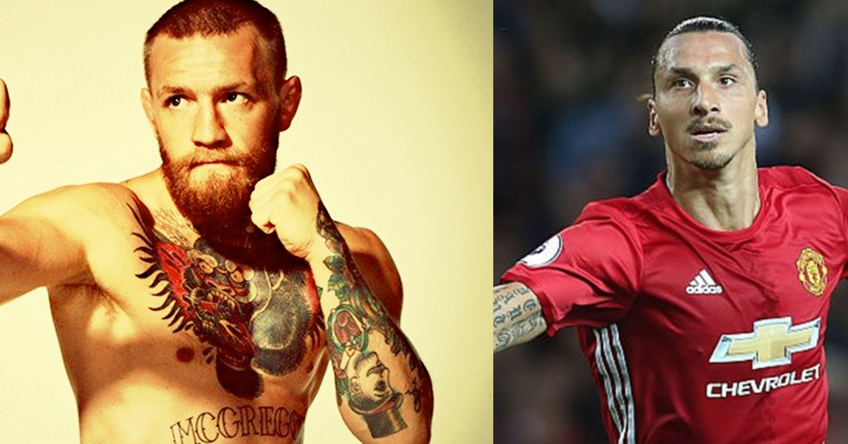239651bee Zlatan Ibrahimovic and Conor McGregor are the same person