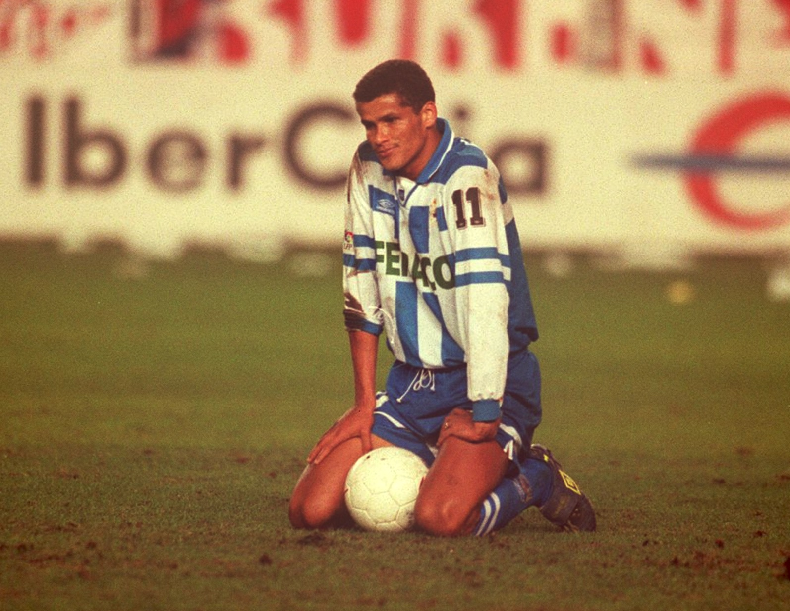 The Brazilian influence on Deportivo La Coruña's glory years